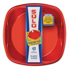 SCCSQP94020001 - Dart® Solo® Squared® Plastic Dinnerware