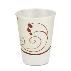 SCCX10NJ8002PK - SOLO® Cup Company Trophy® Plus™ Dual Temperature Insulated Cups in Symphony® Design