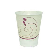 SCCX10NSYM - Solo Symphony Design Trophy Foam Hot/Cold Drink Cups, 10oz