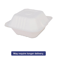 SCH18905 - SCT® ChampWare™ Molded-Fiber Clamshell Containers