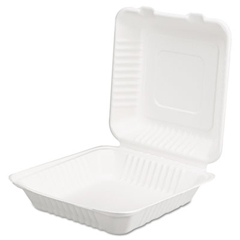 SCH18935 - SCT® ChampWare™ Molded-Fiber Clamshell Containers