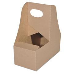 SCH2795 - SCT® 4-Corner Pop-Up Food and Drink Trays