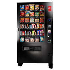 SEAINF5S - Seaga5-Wide 40 Selection Ambient Vending Machine