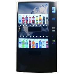 SEAPR2018 - SeagaThe Prosper MultiBeverage 18-Selection Refrigerated Stack Vending Machine