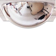 SEEPVTBAR2X2 - See All® T-Bar Dome Mirror