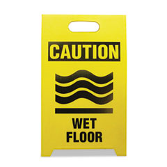 SEETPCWET - See All® Economy Floor Sign