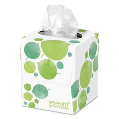SEV13719CT - Seventh Generation® 100% Recycled Facial Tissue
