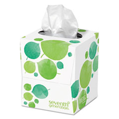 SEV13719EA - Seventh Generation® 100% Recycled Facial Tissue