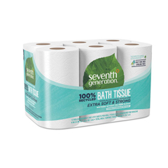 SEV13733CT - 100% Recycled Bathroom Tissues