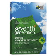 SEV22150CT - Seventh Generation® Natural Automatic Dishwasher Powder