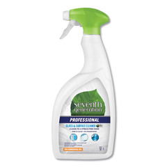 SEV22713 - Seventh Generation® Natural Glass & Surface Cleaner, Free & Clear