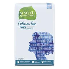 SEV45000 - Seventh Generation® Chlorine Free Maxi Pads