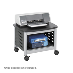 SFC1855BL - SafcoScoot™ Mobile Under Desk Printer Stand