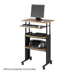 SFC1929MO - SafcoMuv™ Stand-up Adjustable Height Workstation