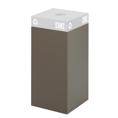 SFC2982BR - SafcoPublic Square® Recycling Containers