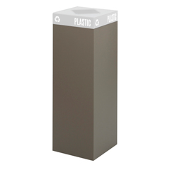 SFC2984BR - SafcoPublic Square® Recycling Containers