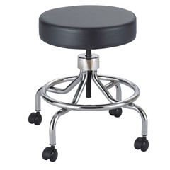 SFC3432BL - SafcoScrew Lift Stool with Low Base