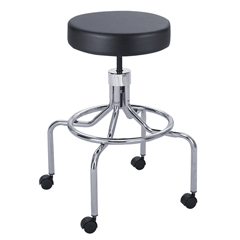 SFC3433BL - SafcoScrew Lift Stool with High Base