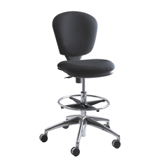 SFC3442BL - SafcoMetro™ Extended-Height Chair
