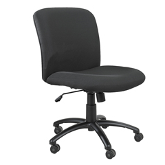 SFC3491BL - SafcoUber™ Big and Tall Mid Back Chair