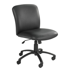 SFC3491BV - SafcoUber™ Big and Tall Mid Back Chair - Vinyl