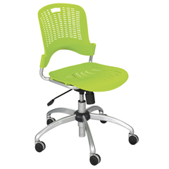 SFC4182GS - SafcoSassy® Manager Plastic Swivel Chair