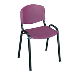 SFC4185BG - SafcoContour Stacking Chair