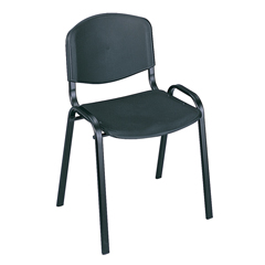 SFC4185BL - SafcoContour Stacking Chair