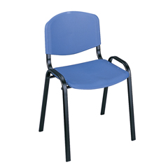 SFC4185BU - SafcoContour Stacking Chair