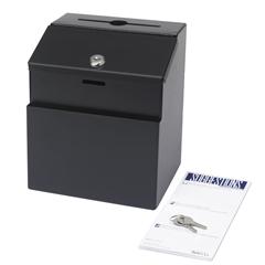 SFC4232BL - SafcoSteel Suggestion/Key Drop Box