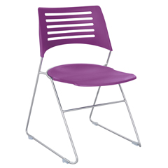 SFC4289PLSL - SafcoPique™ Stack Chairs