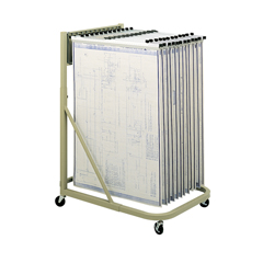 SFC50026 - SafcoSheet File Mobile Stand