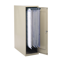 SFC5041 - SafcoLarge Enclosed Vertical File Cabinet