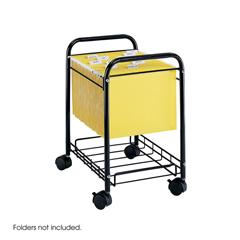 SFC5224BL - SafcoDeskside Letter/Legal Mobile File Cart