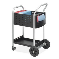 SFC5238BL - SafcoScoot™ Mail Cart