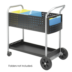 SFC5239BL - SafcoScoot™ Mail Cart