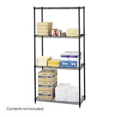 SFC5276BL - SafcoSafco® Commercial Wire Shelving