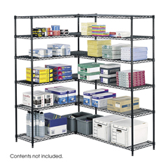 SFC5291BL - SafcoSafco® Industrial Wire Shelving