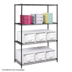 SFC5294BL - SafcoIndustrial Wire Shelving