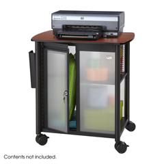 SFC5377BL - SafcoImpromptu®  Personal Mobile Storage Center