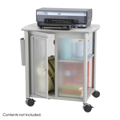 SFC5377GR - SafcoImpromptu®  Personal Mobile Storage Center