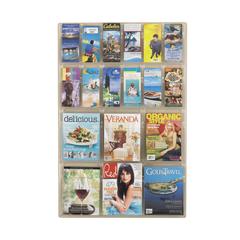 SFC5600CL - SafcoReveal™ Clear Literature Displays