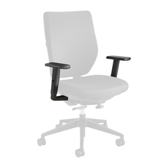 SFC7064BL - SafcoArm Kit for Sol Chairs