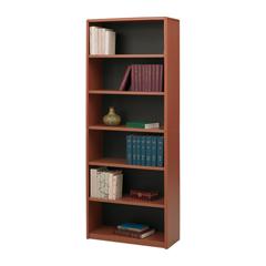 SFC7174CY - Safco6-Shelf Value Mate®  Economy Bookcase
