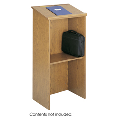 SFC8915MO - SafcoStand-Up Lectern