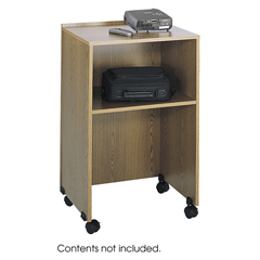 SFC8917MO - SafcoLectern Base/Media Cart