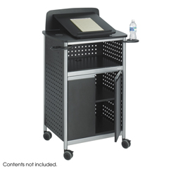 SFC8922BL - SafcoScoot™ Multipurpose Lectern