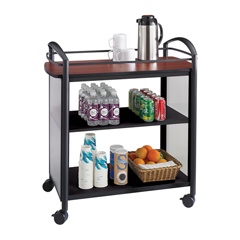SFC8967BL - SafcoImpromptu® Beverage Cart