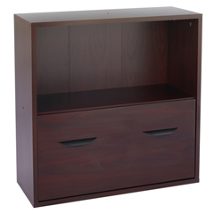 SFC9445MH - SafcoApres™ File Drawer Cabinet with Shelf
