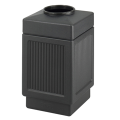 SFC9475BL - SafcoCanmeleon™ Recessed Panel Receptacles